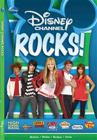 Disney Channel Rocks!: A Companion to All Your Favorite Shows