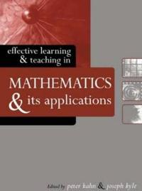 Effective Learning & Teaching in Mathematics & Its Applications