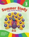 Summer Study Daily Activity Workbook: Grade 3 (Flash Kids Summer Study