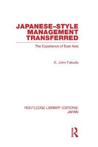 Japanese-Style Management Transferred