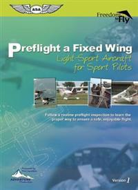 Preflight a Fixed Wing