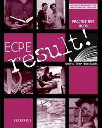 ECPE result!: Practice Tests and CD Pack
