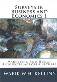 Surveys in Business and Economics 1: Marketing and Human Resources Across Cultures