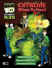 Ben 10 Ultimate Alien Extreme Alien Action! Bumper Activity Book