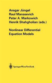 Nonlinear Differential Equation Models
