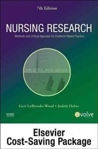 Nursing Research: Methods and Critical Appraisal for Evidence-Based Practice [With Study Guide]