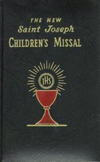 New Saint Joseph Children's Missal