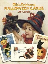 Old-Fashioned Halloween Postcards