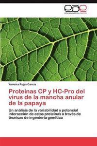Proteinas Cp y Hc-Pro del Virus de La Mancha Anular de La Papaya