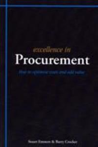 Excellence in Procurement