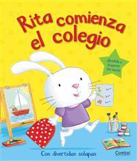 Rita Comienza El Colegio - Mike Byrne - böcker (9788498257564)     Bokhandel