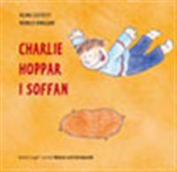Charlie hoppar i soffan