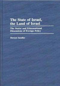The State of Israel, the Land of Israel