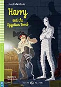 Harry and the Egyptian Tomb. Buch mit Audio-CD