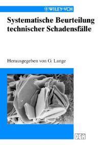 Systematische Beurteilung technischer Schadensfälle, 5th Edition