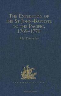 The Expedition of the St John-baptiste to the Pacific, 1769–1770