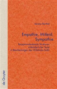 Empathie, Mitleid, Sympathie