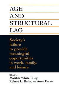 Age and Structural Lag