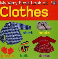 My Very First Look at Clothes