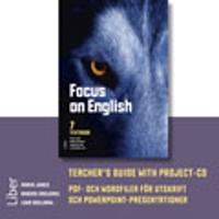 Focus on English 7 Teacher's Guide with Project-CD