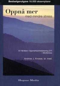 Oppnå mer med mindre stress - Andries J. Kroese | Inprintwriters.org