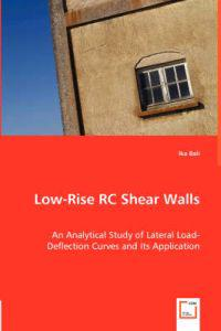 Low-Rise RC Shear Walls