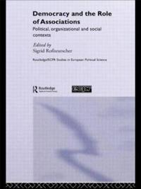 Democracy and the Role of Associations
