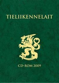 Tieliikennelait 2009 (cd-rom)
