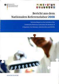 Berichte der Nationalen Referenzlaboratorien 2008