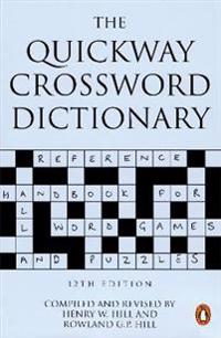 The Quickway Crossword Dictionary