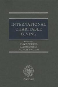International Charitable Giving