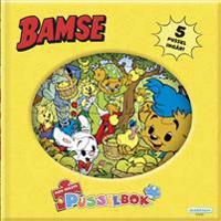 Bamse : min första pusselbok