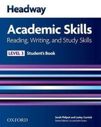Academic Skills Reading, Writing, and Study Skills Level 3