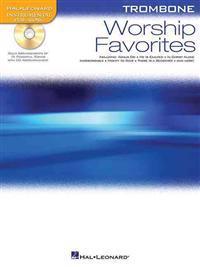 Worship Favorites: Instrumental Play-Along for Trombone