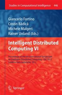 Intelligent Distributed Computing VI