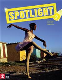 Spotlight 9 Lärar-cd box