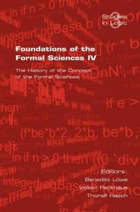 Foundations of the Formal Scineces