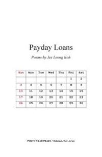 Payday Loans: Poems