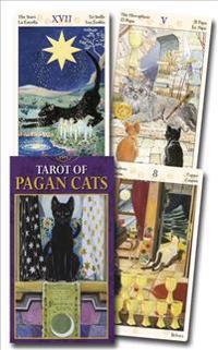 Tarot of Pagan Cats: Mini Deck