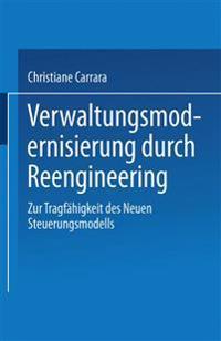 Verwaltungsmodernisierung Durch Reengineering