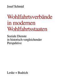 Wohlfahrtsverbände in Modernen Wohlfahrtsstaaten