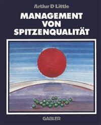 Management Von Spitzenqualitat