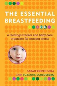 The Essential Breastfeeding Log: A Feedings Tracker and Baby-Care Organizer for Nursing Moms