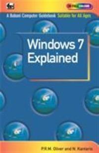 Windows 7 explained