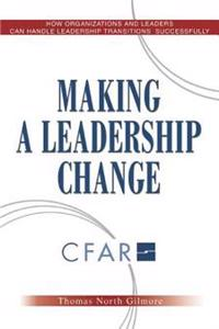 Making a Leadership Change