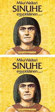 Sinuhe egyptiläinen (31 cd)