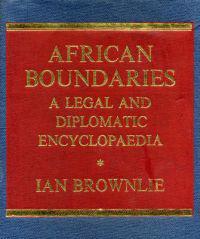 African Boundaries