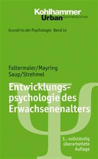 Entwicklungspsychologie Des Erwachsenenalters