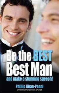 Be the Best Best Man and Make a Stunning Speech!
