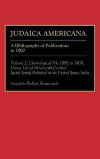 Judaica Americana